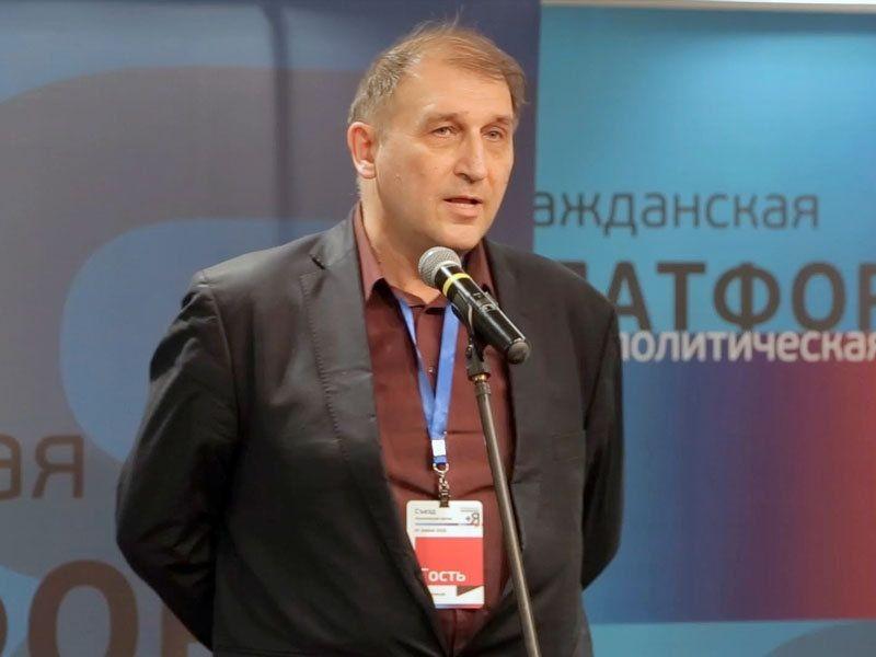 Юрий Громыко, член Зиновьевского клуба МИА