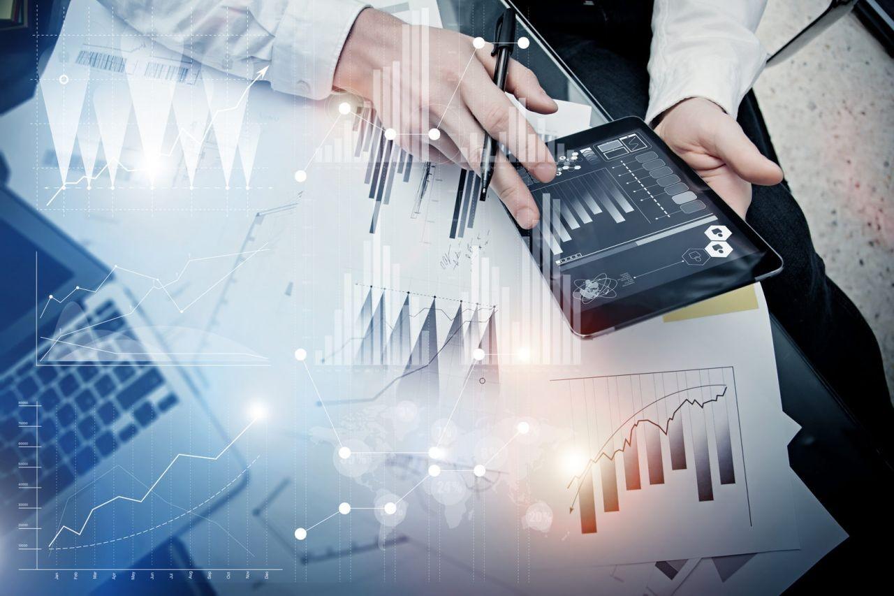 Сквозная модель трансформации финансовых процессов в цифру