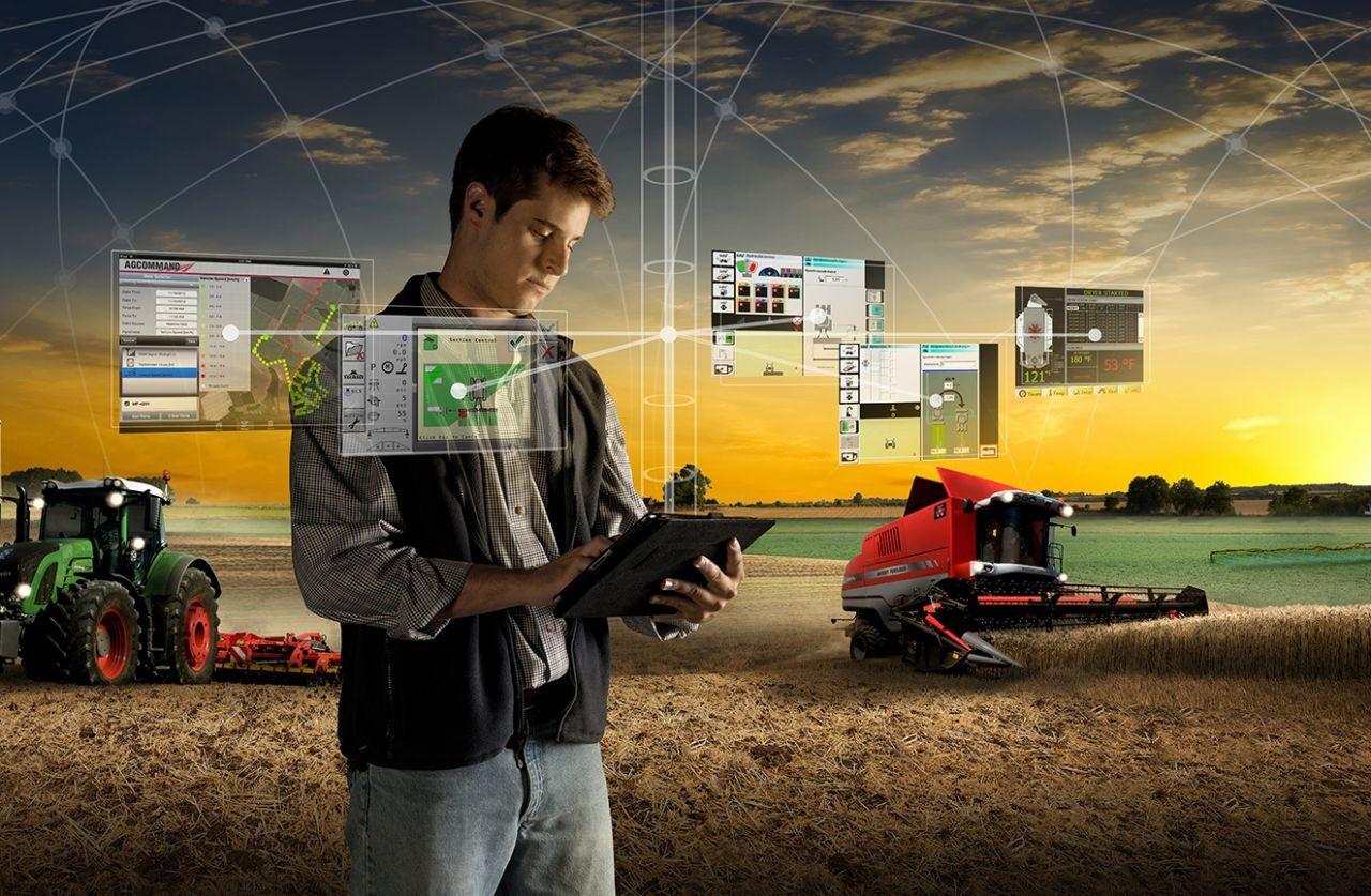 Системный анализ цифровых экосистем производственных отраслей на примере АПК